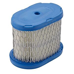 Briggs & Stratton 697029 Oval Air Filter Cartridge New from Home Comforts