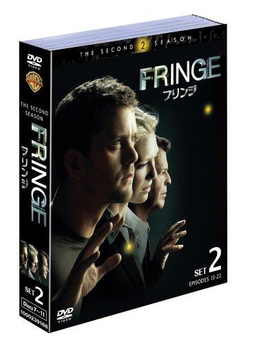 FRINGE / フリンジ 〈セカンド・シーズン〉セット2 [DVD]