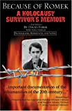 Because of Romek: A Holocaust Survivor