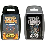 Top Trumps Combo Star Wars 1-3 & Star Wars 4-6