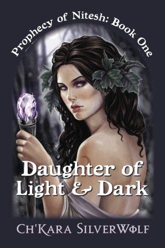Print - Daughter of Light & Dark by Ch'kara SilverWolf