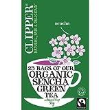 Clipper Organic Sencha Green Tea 25 Tea Bags 50g - CLIP-4768
