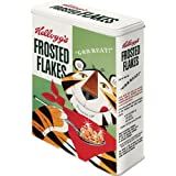 Storage Tin - Kellogg's Frosted Flakes Tony Tiger