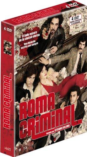 Roma Criminal Temporada 1 [DVD]
