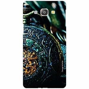 Design Worlds - Samsung Galaxy A8 Designer Back Cover Case - Multicolor Phone...