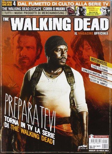 Il magazine ufficiale. The walking dead: 4