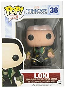 Funko POP Marvel Thor MOVIE 2 - Loki