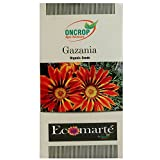 Oncrop Agro Sciences Gazania Organic Seed (pack of 2)
