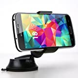 Koomus Dash Slide Dashboard Universal Smartphone Car Mount Holder Cradle for Samsung Galaxy S5 S4 S3 Note 3 Note 2 iPhone 6 6+ 5S 5C 5 4 4S iPod Touch