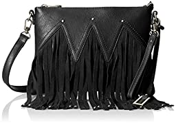 Urban Originals Lover Clutch Shoulder Bag, Black, One Size