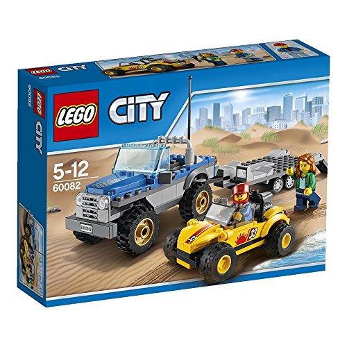レゴ シティ デューンバギートレーラー 60082