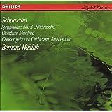 Schumann: Symphony No. 3- Rhenish / Manfred Overture