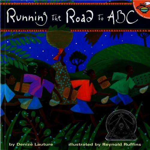 Running The Road To ABC (Aladdin Picture Books) (Haiti Pictures compare prices)