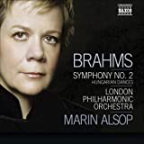 Brahms - Symphony No 2; Hungarian Dances