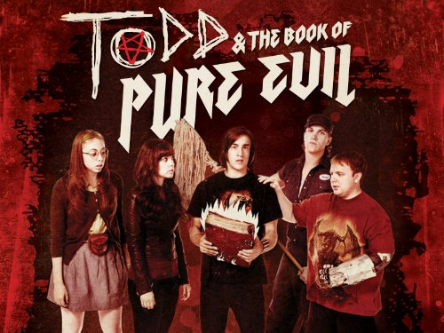 Todd and The Book of Pure Evil Season 2