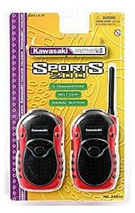 Kawasaki walkie talkies