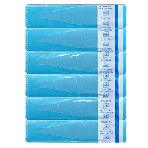 100-Stck-Thermometer-Schutzhllen-ohne-Gleitmittel--Kinder-Fieberthermometer-Hygiene-Hllen