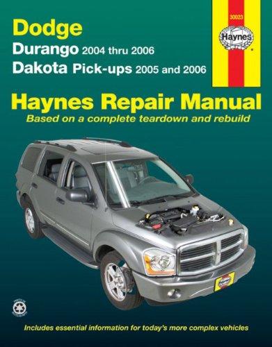 dodge-durango-dakota-pick-ups-automotive-repair-manual-haynes-automotive-repair-manual