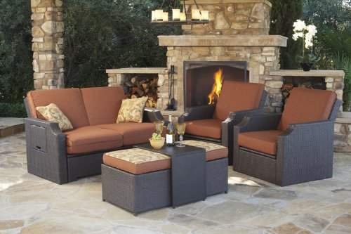 Sedona Seating Set by Mission Hills® Furniture