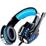 ECOOPRO Gaming Headset PS4 Headset Ga...