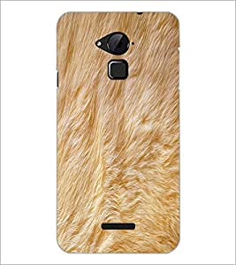 PrintDhaba Fur D-2037 Back Case Cover for COOLPAD NOTE 3 LITE (Multi-Coloured)