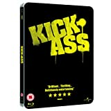 Kick-Ass Combi Pack (Blu-ray + DVD) Steelbookby Nicolas Cage