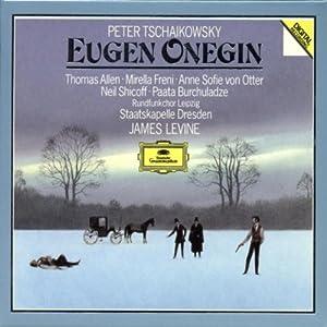 Tchaikovsky Eugene Onegin from Deutsche Grammophon