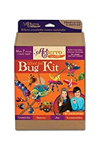 Artterro USA-made Wool Felt Bugs Kit
