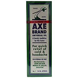 Axe Brand Universal Oil (56ml) Pack of 2