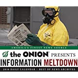 2016 Daily Calendar: The Onion