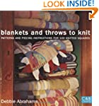 Blankets and Throws to Knit: Patterns...
