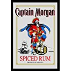 Captain Morgan Bar Mirror