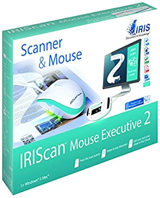 IRIScan Portable Scanning Mouse