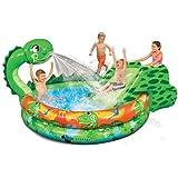 Banzai Slide N Splash Dragon Pool