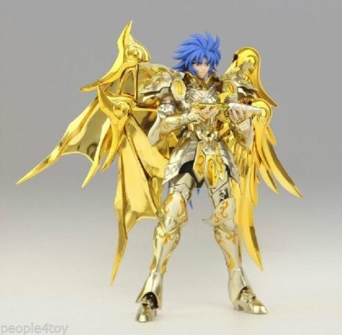 GT TOY CUSTOM SAINT SEIYA GOLD GOD GEMINI SAGA Action Figure ex myth cloth