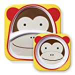 Skip Hop Zoo Melamine Plate and Bowl...