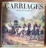 img - for Carriages (Pleasures & Treasures) book / textbook / text book