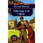 Book Review on Marriage a la Mode (Signet Regency Romance) by Elisabeth Fairchild