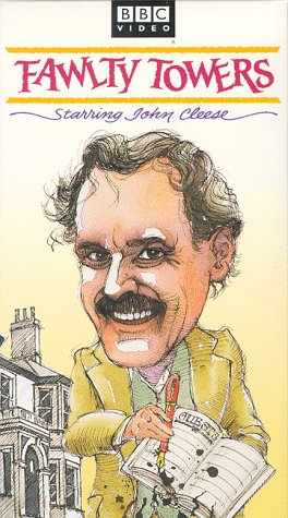 Fawlty Towers, Vol. 2 - Builders/Wedding Party/Psychiatrist [VHS]