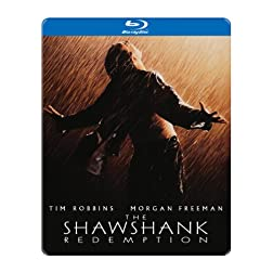 The Shawshank Redemption (SteelBook Packaging) [Blu-ray]