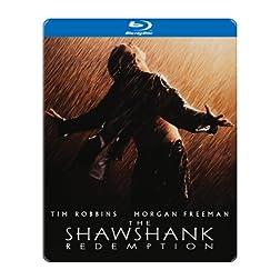 The Shawshank Redemption (SteelBook Packaging) [Blu-ray]