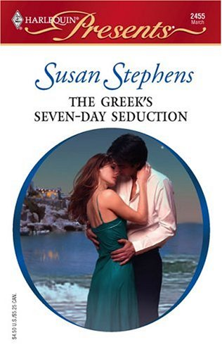 Image for The Greek's Seven-Day Seduction (Presents)