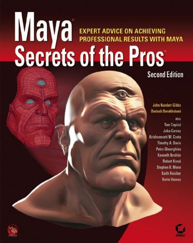 Maya Secrets of the Pros