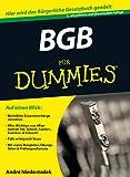 BGB für Dummies (Fur Dummies)