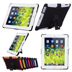 Zeimax� iPad 2/ 3/ 4 Hard Shell Case with Kickstand