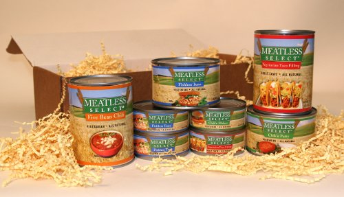 Meatless Select Vegetarian Jumbo Sampler