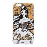 美女と野獣[iPhone6ケース]アイフォン6ソフトジャケット/ベル ディズニー