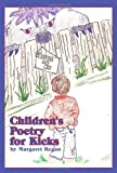 Children's Poetry for Kicks (1434996522) by Margaret Regan