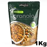 Lizi's Organic Granola 1 Kg Big Value Pack