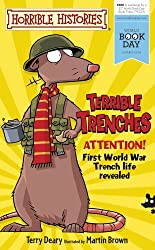 Terrible Trenches (Horrible Histories)